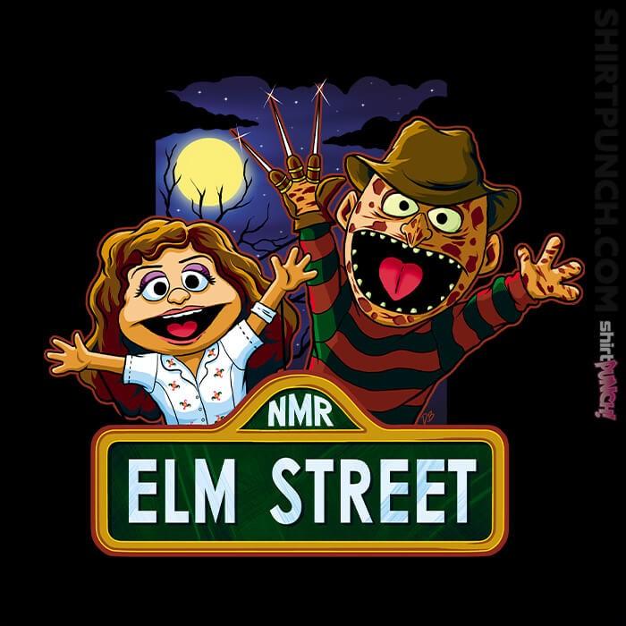 ShirtPunch: Elm Street
