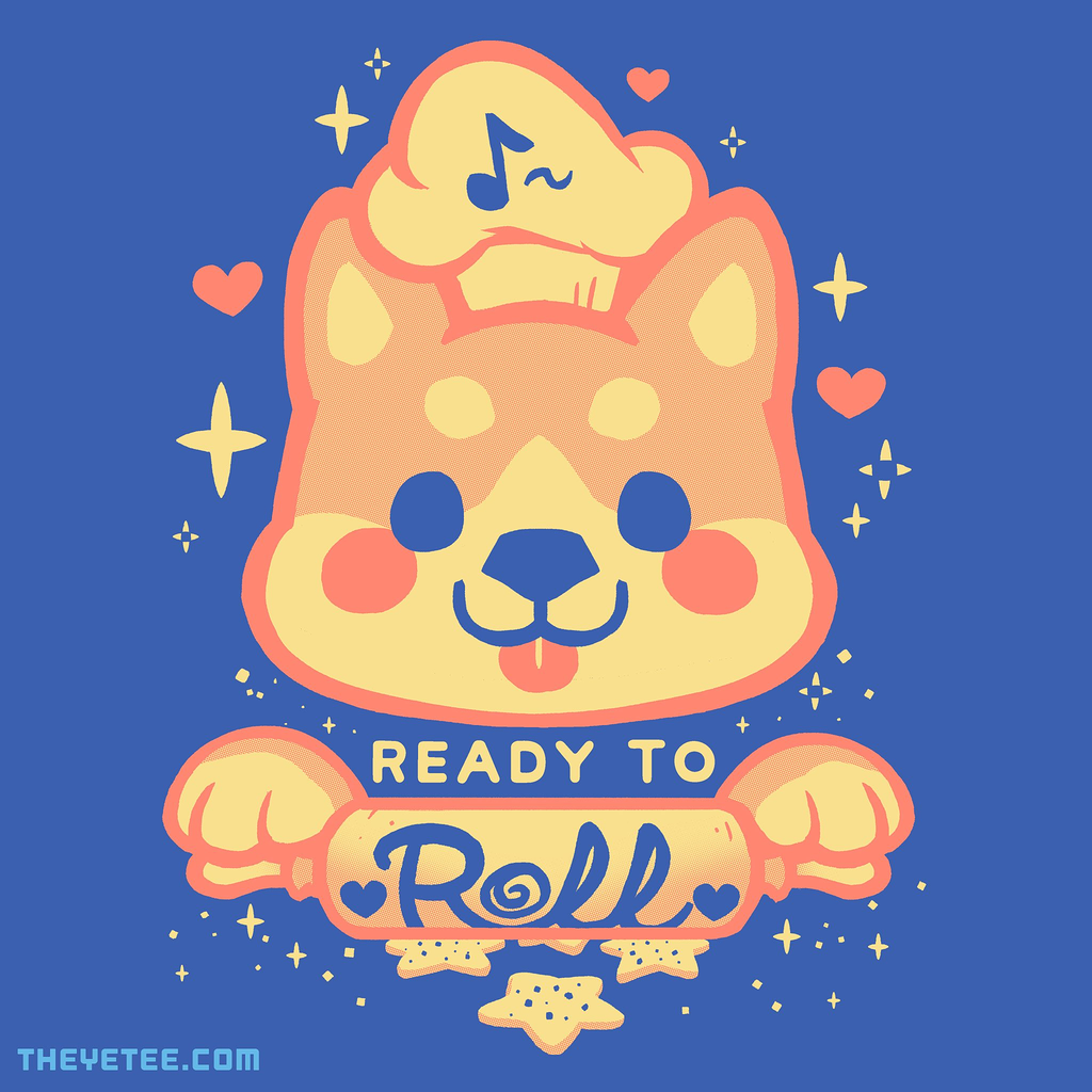 The Yetee: Panko Roll