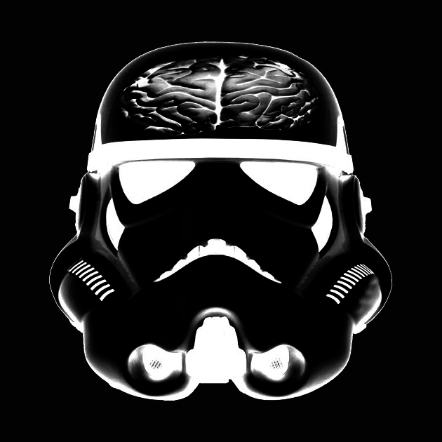 TeePublic: Brain Trooper