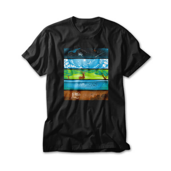 OtherTees: Across the Earth