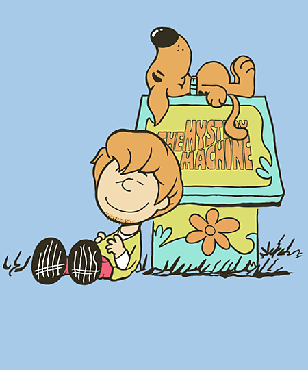 Qwertee: Mystery Nuts