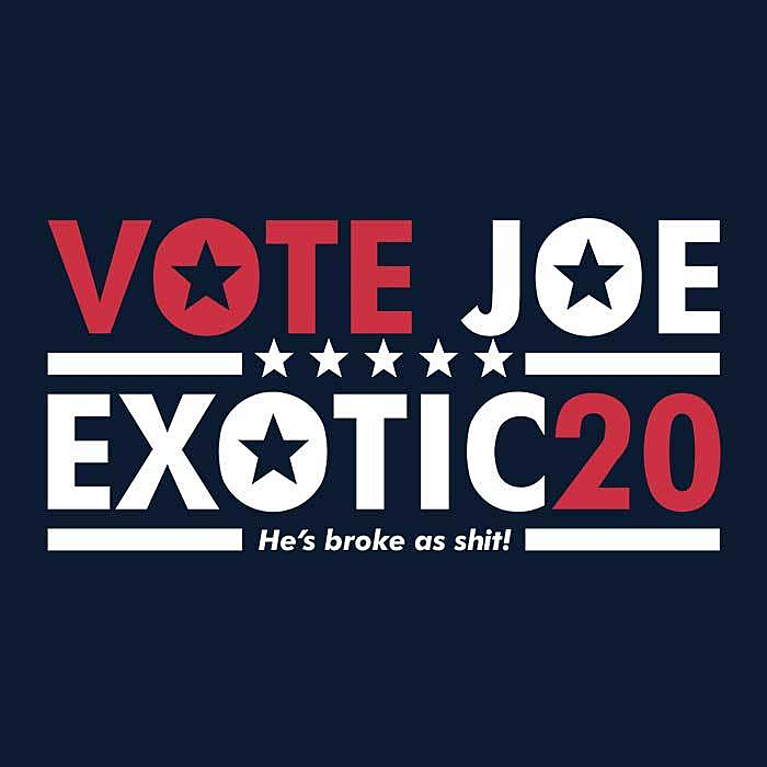 Once Upon a Tee: Vote for Joe