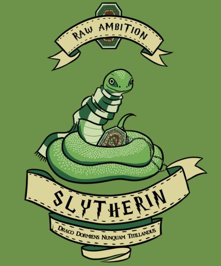 Qwertee: Slytherin