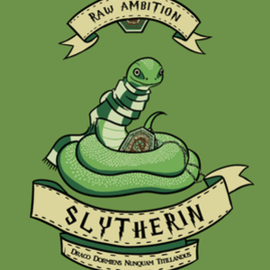 Qwertee: Slytherin