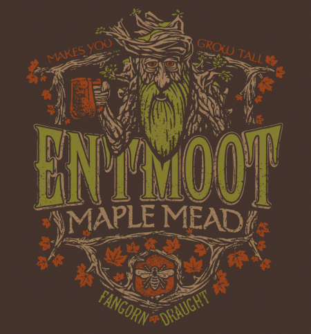 BustedTees: Entmoot Maple Mead