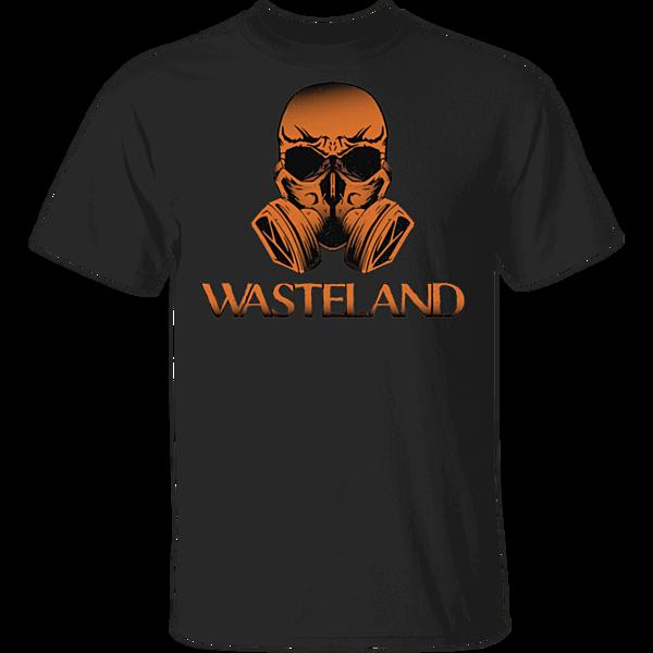 Pop-Up Tee: Wasteland