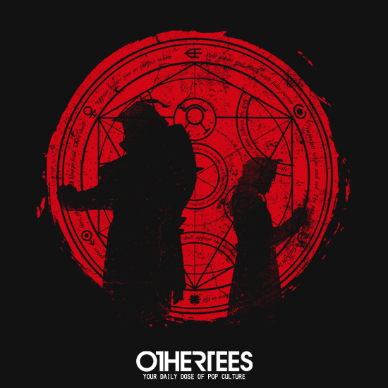 OtherTees: BROTHERS IN ARMS