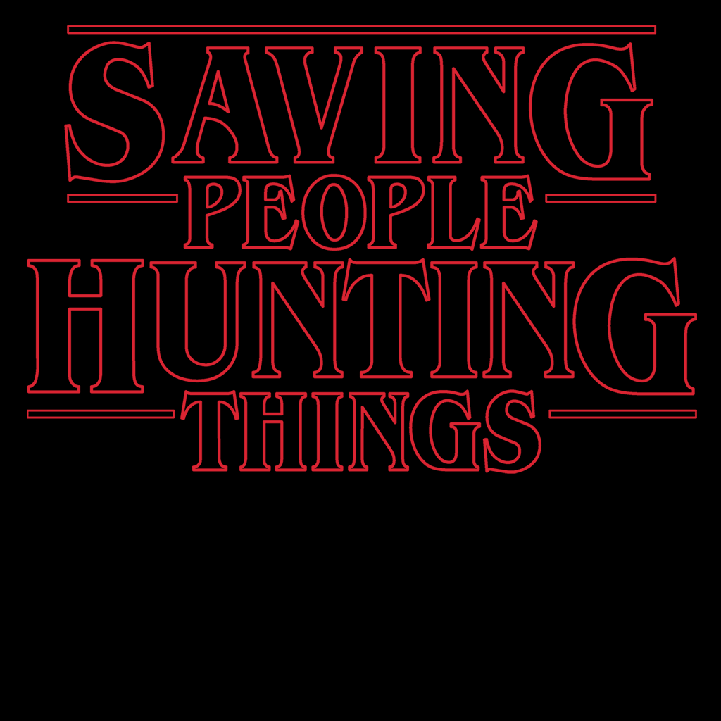 Pop-Up Tee: Supernatural Things