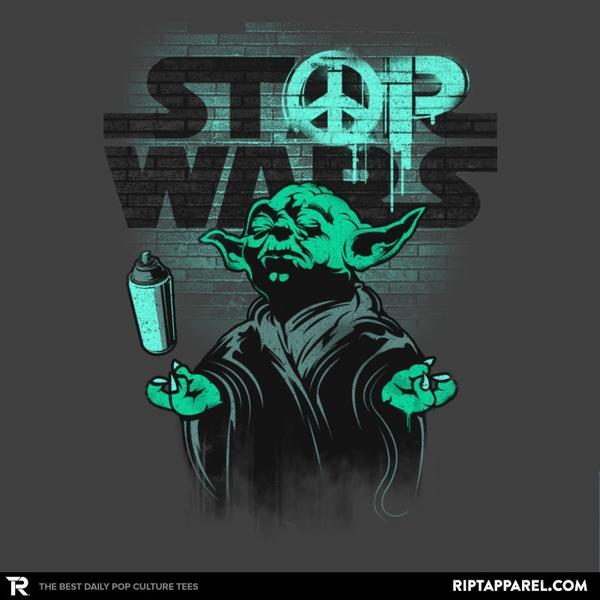 Ript: STOP WARS