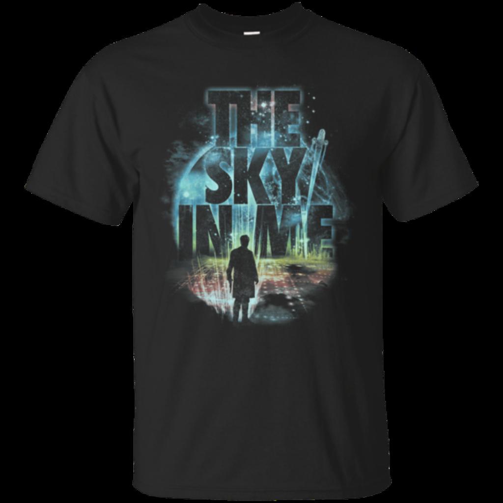Pop-Up Tee: The Sky In Me