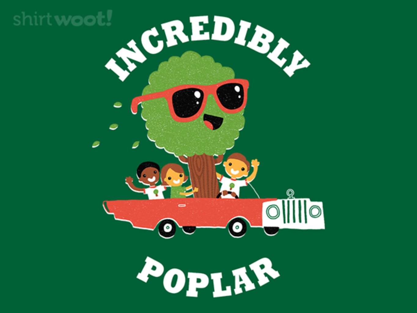 Woot!: Incredibly Poplar - $15.00 + Free shipping