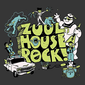Once Upon a Tee: Zuul House Rock