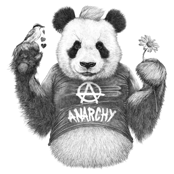 NeatoShop: Punk Panda