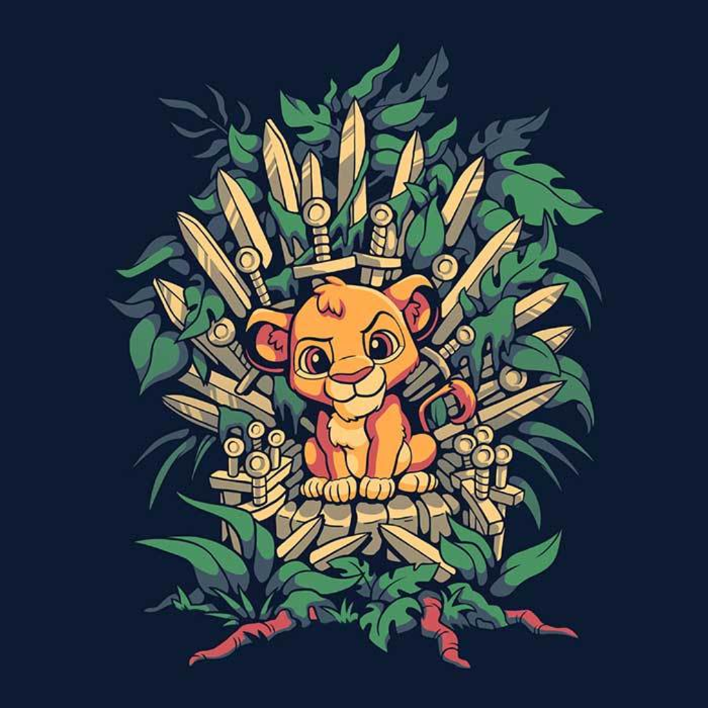 Once Upon a Tee: True King