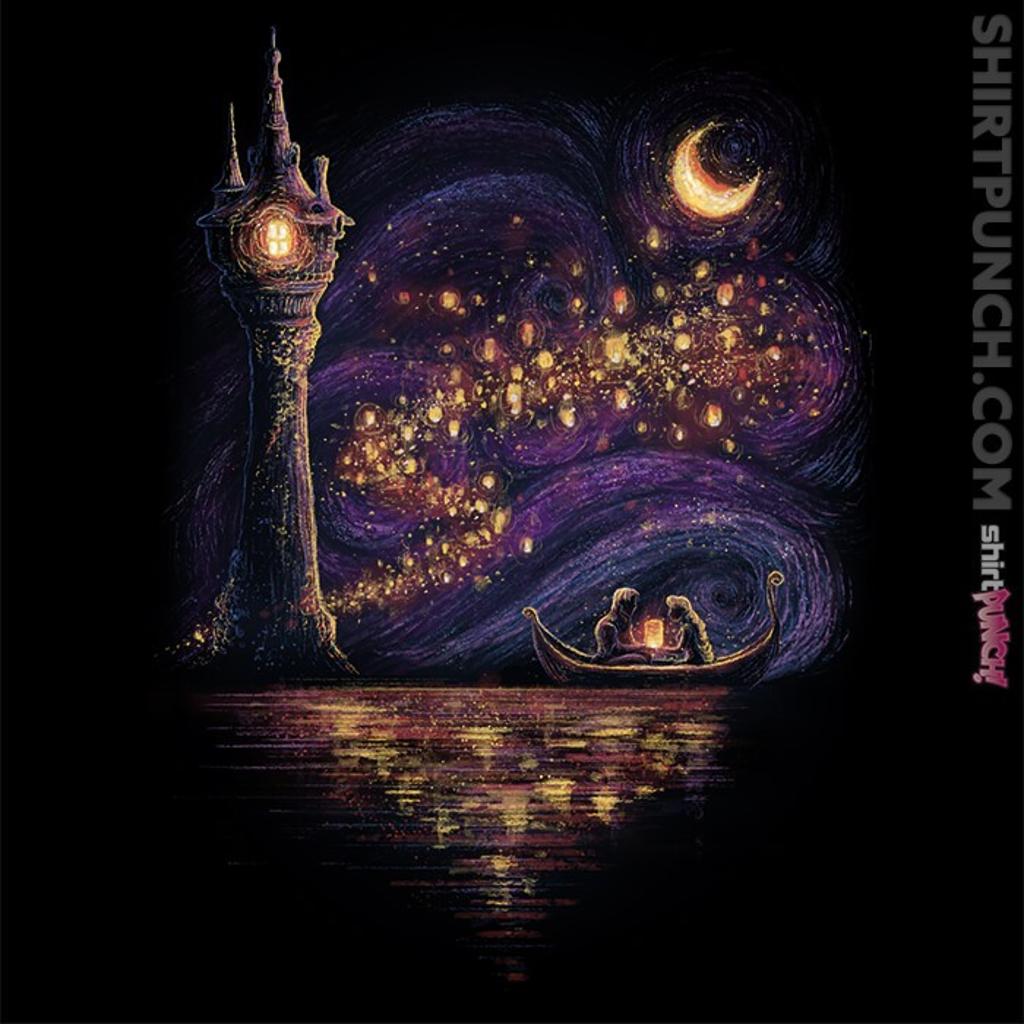 ShirtPunch: Lanterns Of Hope