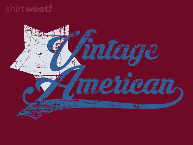 Woot!: Vintage American