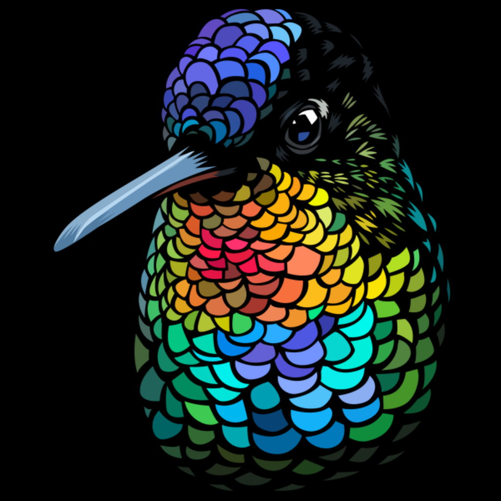 NeatoShop: Hummingbird Colors