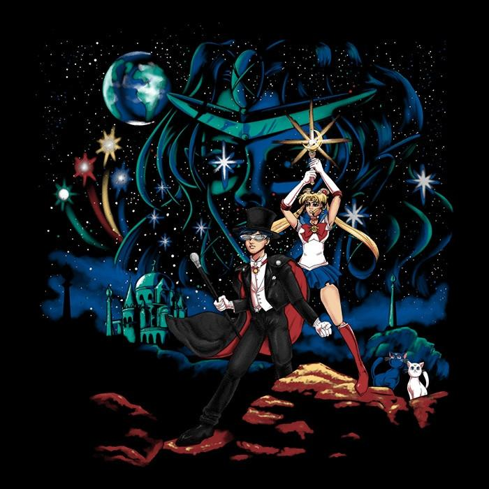 Once Upon a Tee: Moon Wars