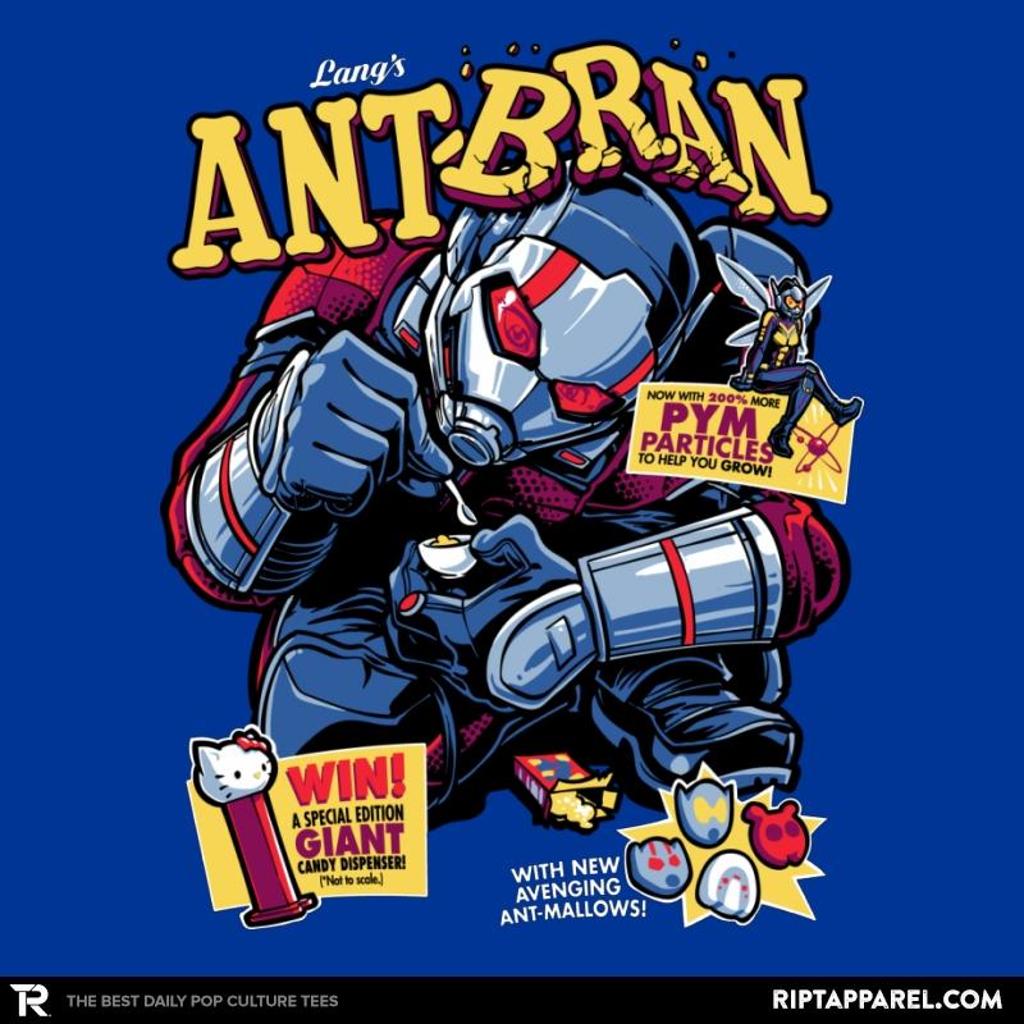 Ript: Ant-Bran