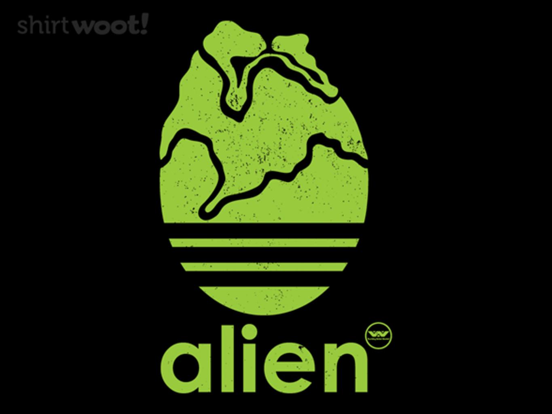 Woot!: Alien