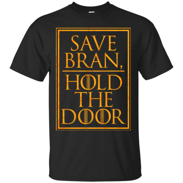 Pop-Up Tee: Hold the Door