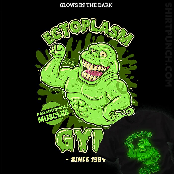 ShirtPunch: Ectoplasm Gym