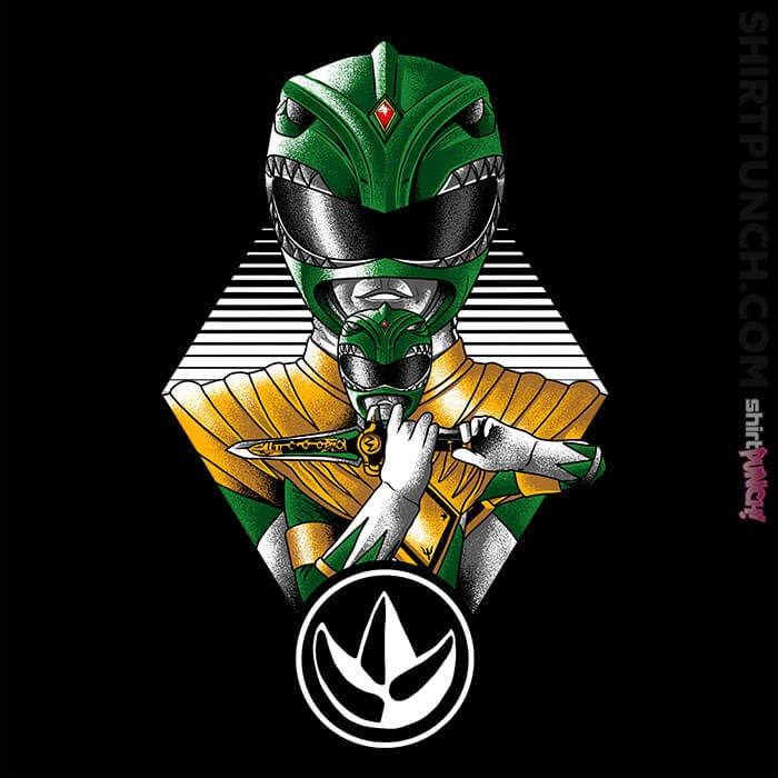 ShirtPunch: The Green Ranger
