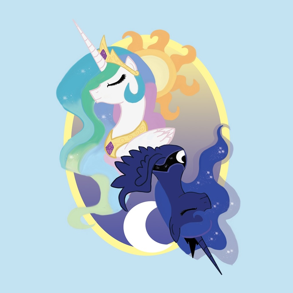 TeeTournament: Equestria's Day and Night