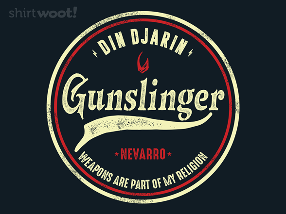 Woot!: The Gunslinger