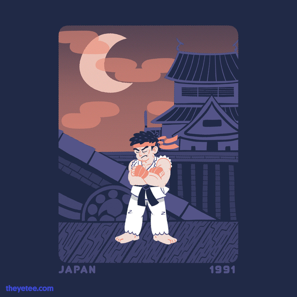 The Yetee: Japan '91