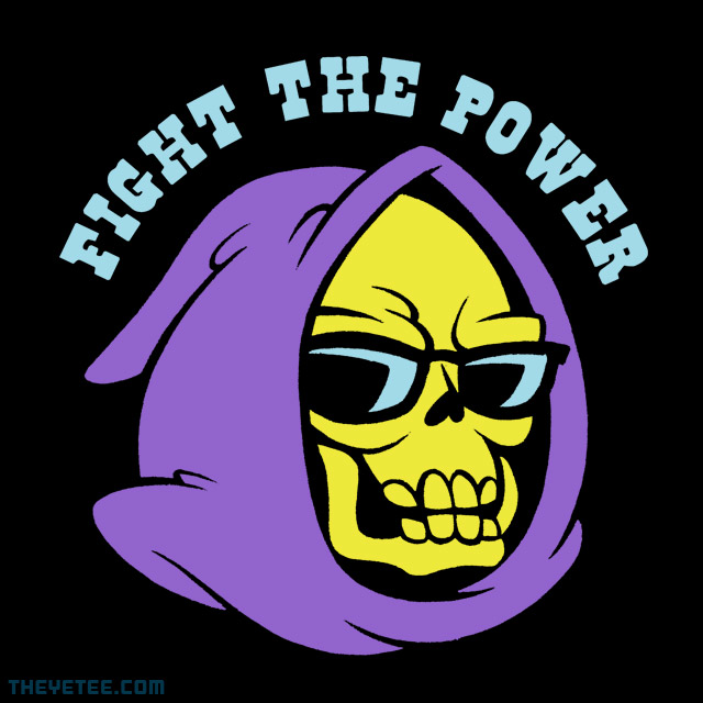 The Yetee: Fight The Power
