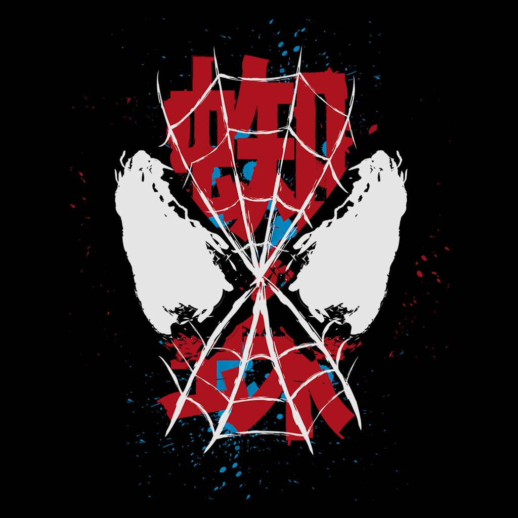Pop-Up Tee: Spider