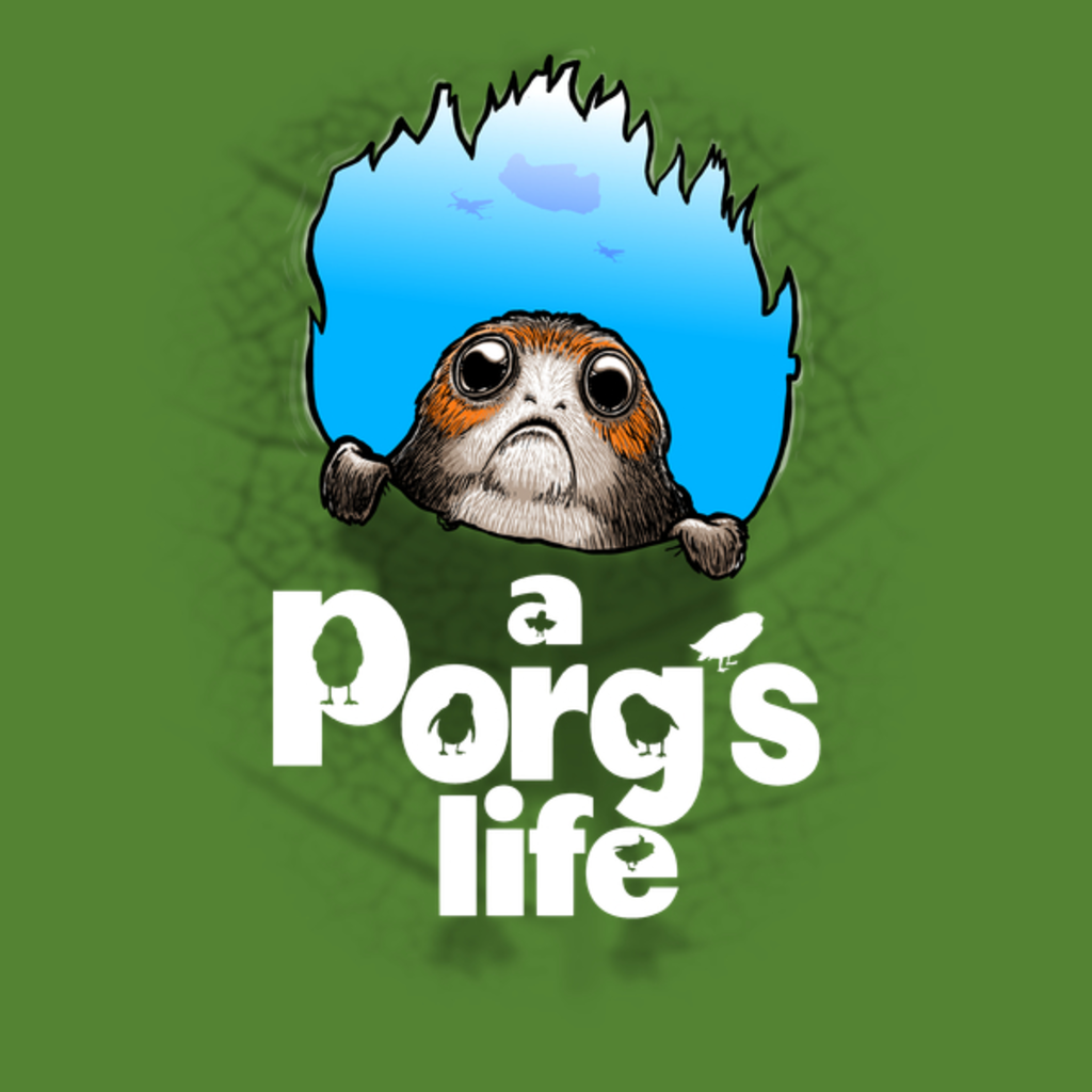 NeatoShop: A Porg's life