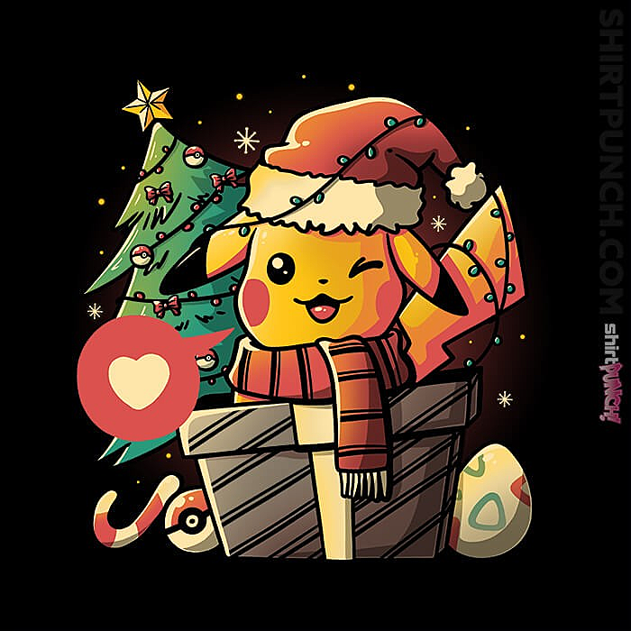 ShirtPunch: Electric Gift