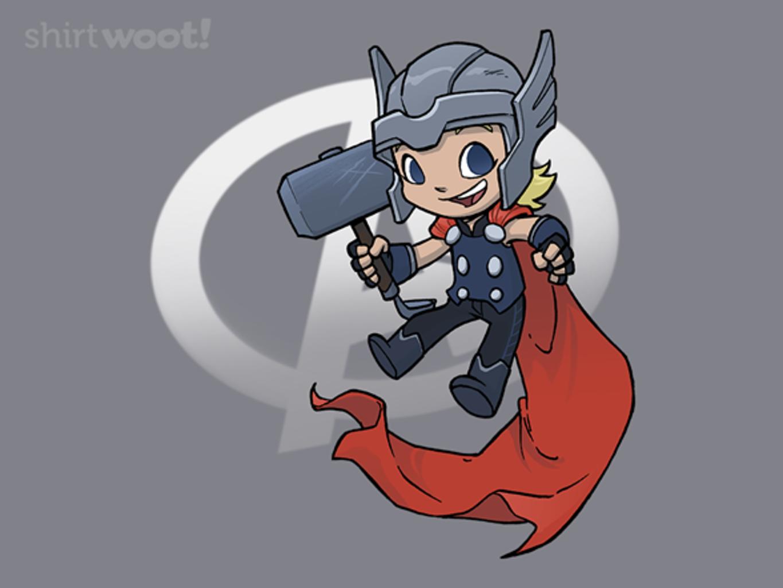 Woot!: God of Thunder - $15.00 + Free shipping