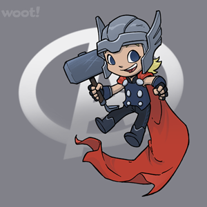 Woot!: God of Thunder - $15.00 + Free shipping