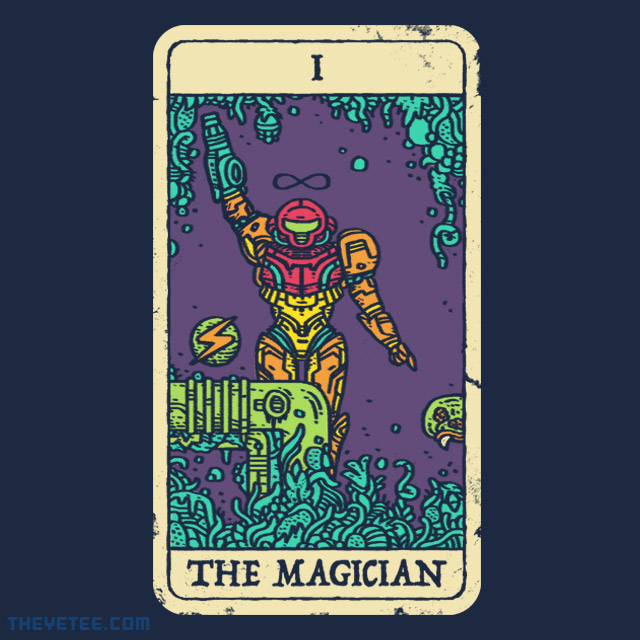 The Yetee: THE MAGICIAN