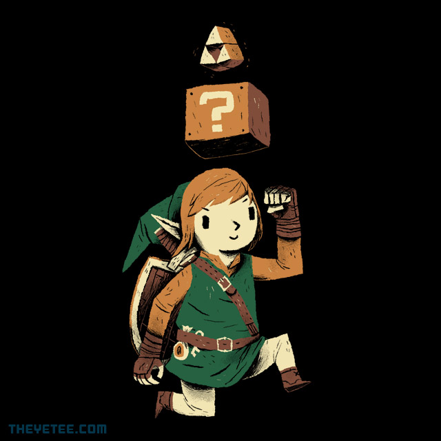 The Yetee: power up