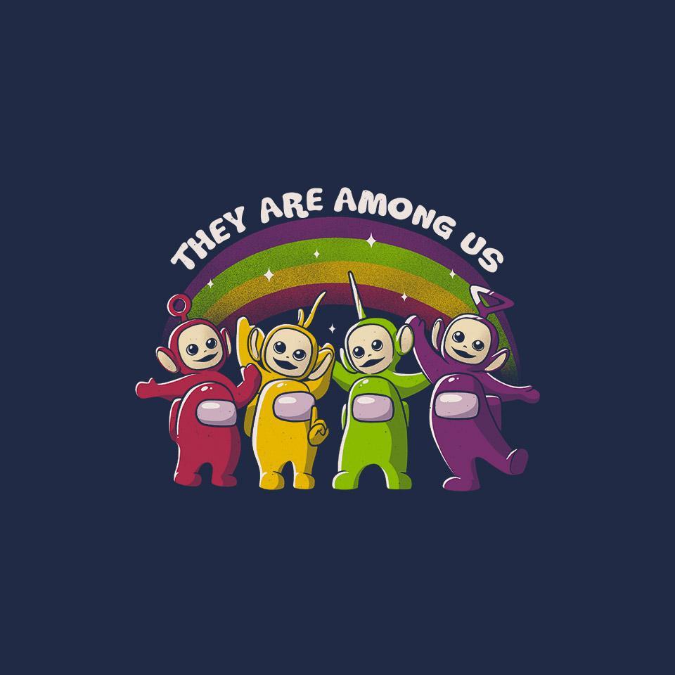 TeeFury: They Are Among Us