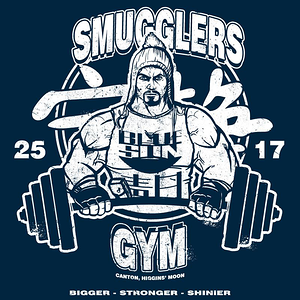 Curious Rebel: Smugglers Gym