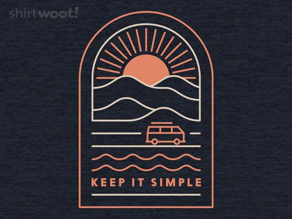 Woot!: Keepin' It Simple