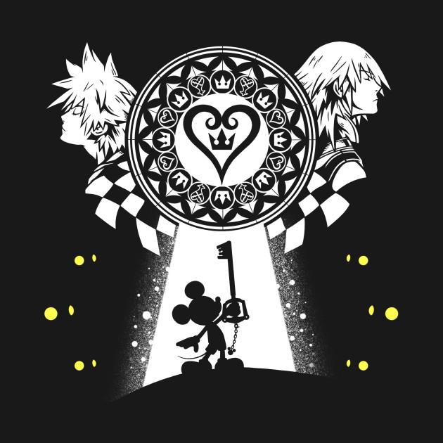 TeePublic: Lighting The Dark T-Shirt