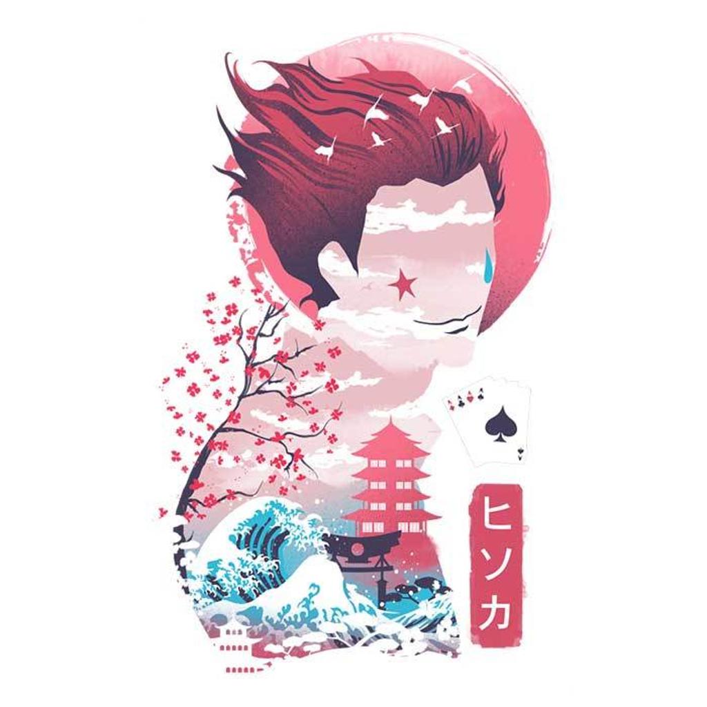 Once Upon a Tee: Ukiyo-e Hunter