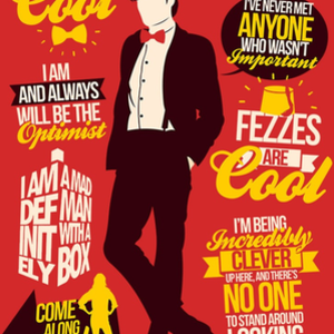 Once Upon a Tee: Eleventh Doctor Quotes