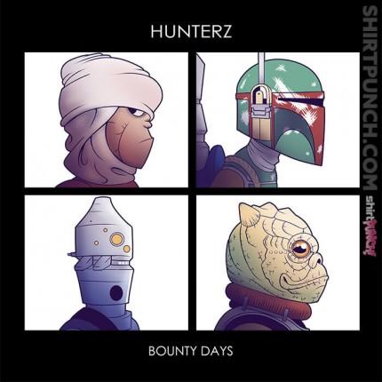 ShirtPunch: Hunterz