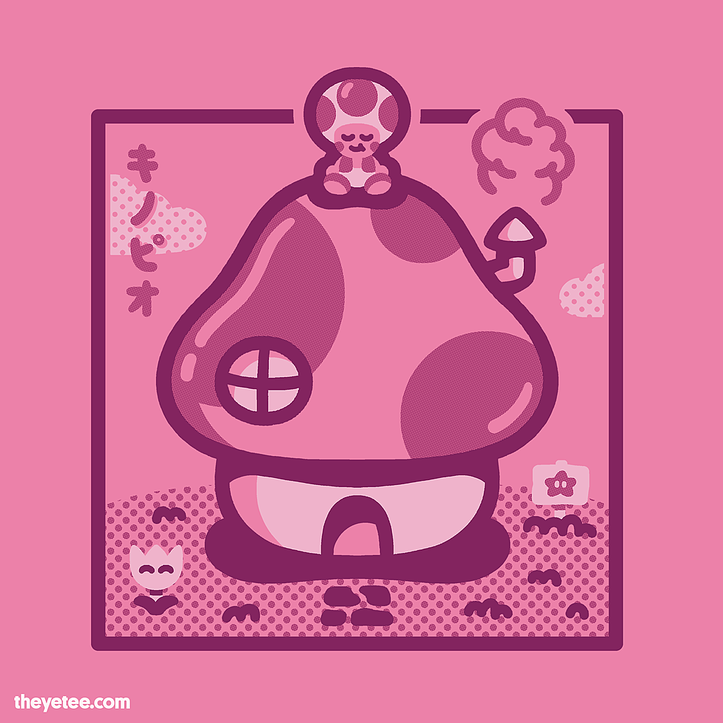 The Yetee: Toad House