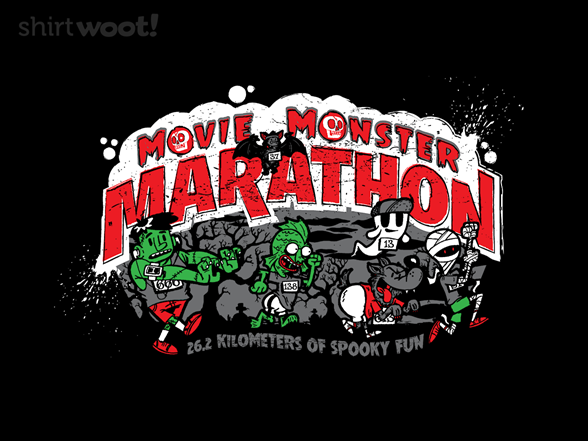 Woot!: Movie Monster Marathon - $8.00 + $5 standard shipping