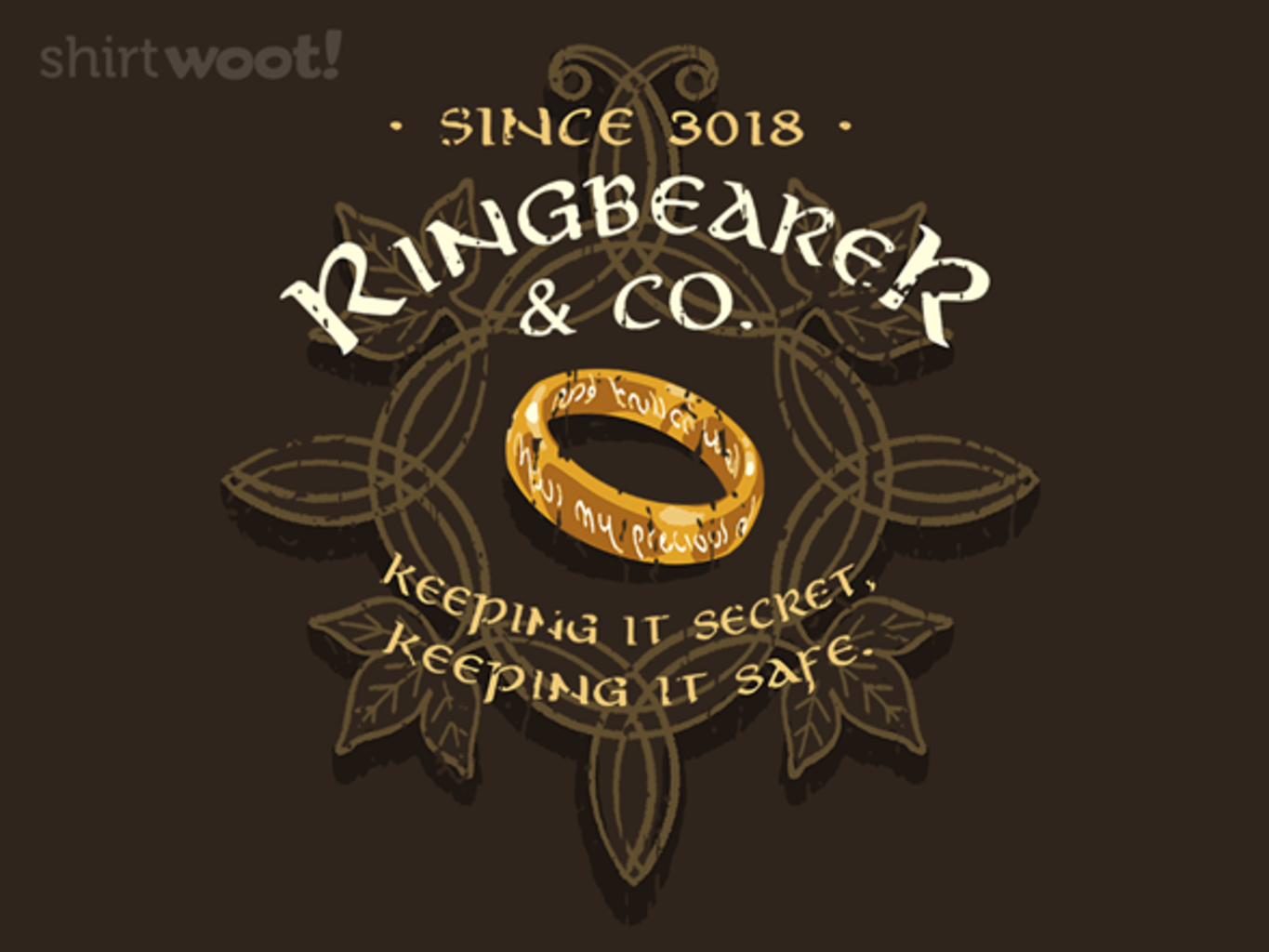 Woot!: Ringbearer & Co.
