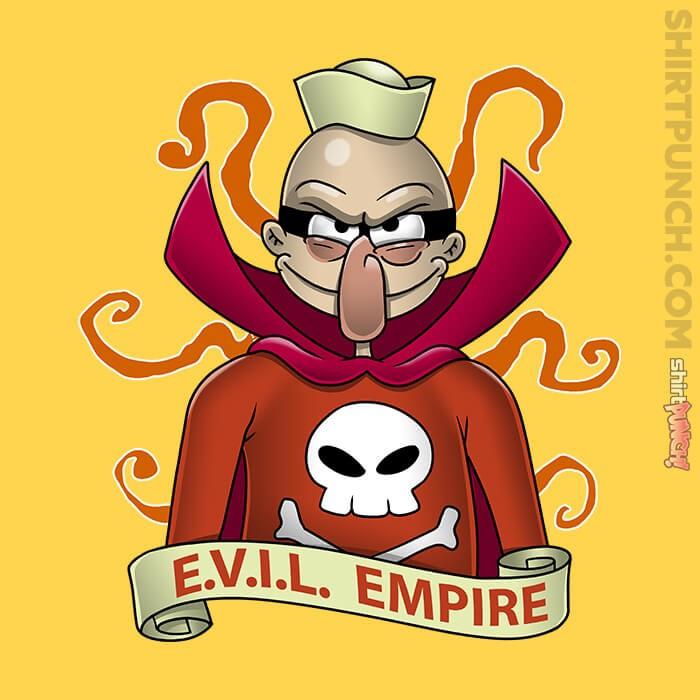 ShirtPunch: Evil Empire