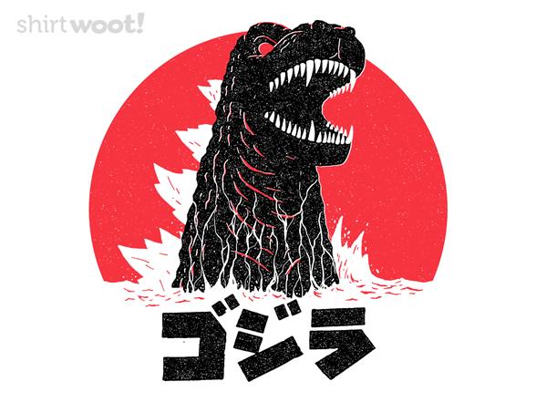 Woot!: Land Of The Rising Kaiju